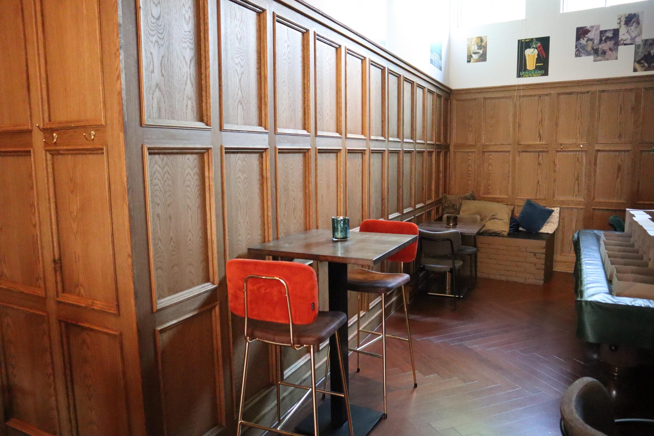 Interieurbouw Bolten cafe